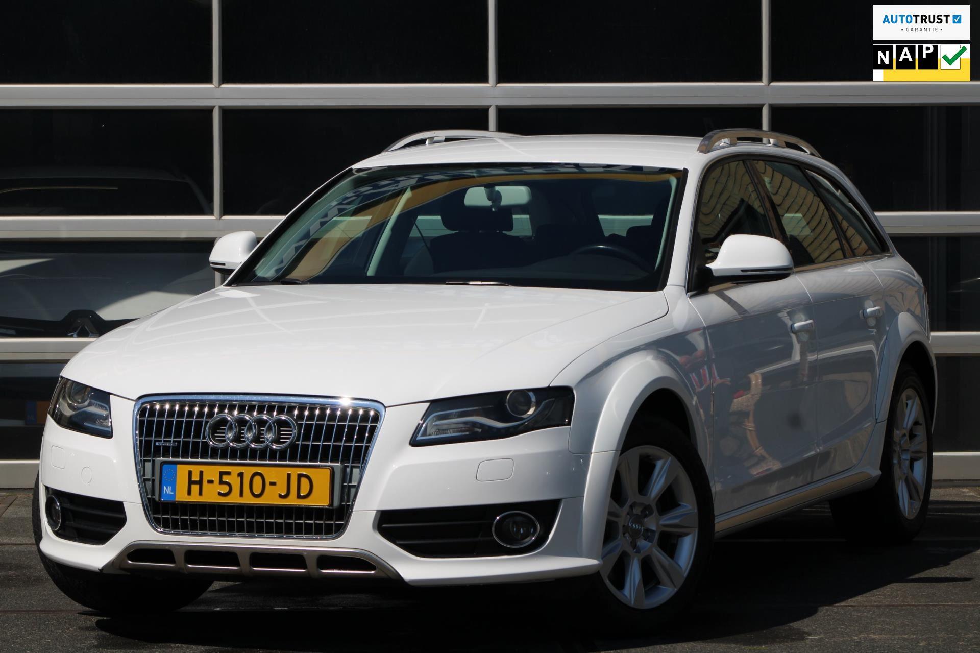 Audi A4 Allroad occasion - Gebroeders De Klip