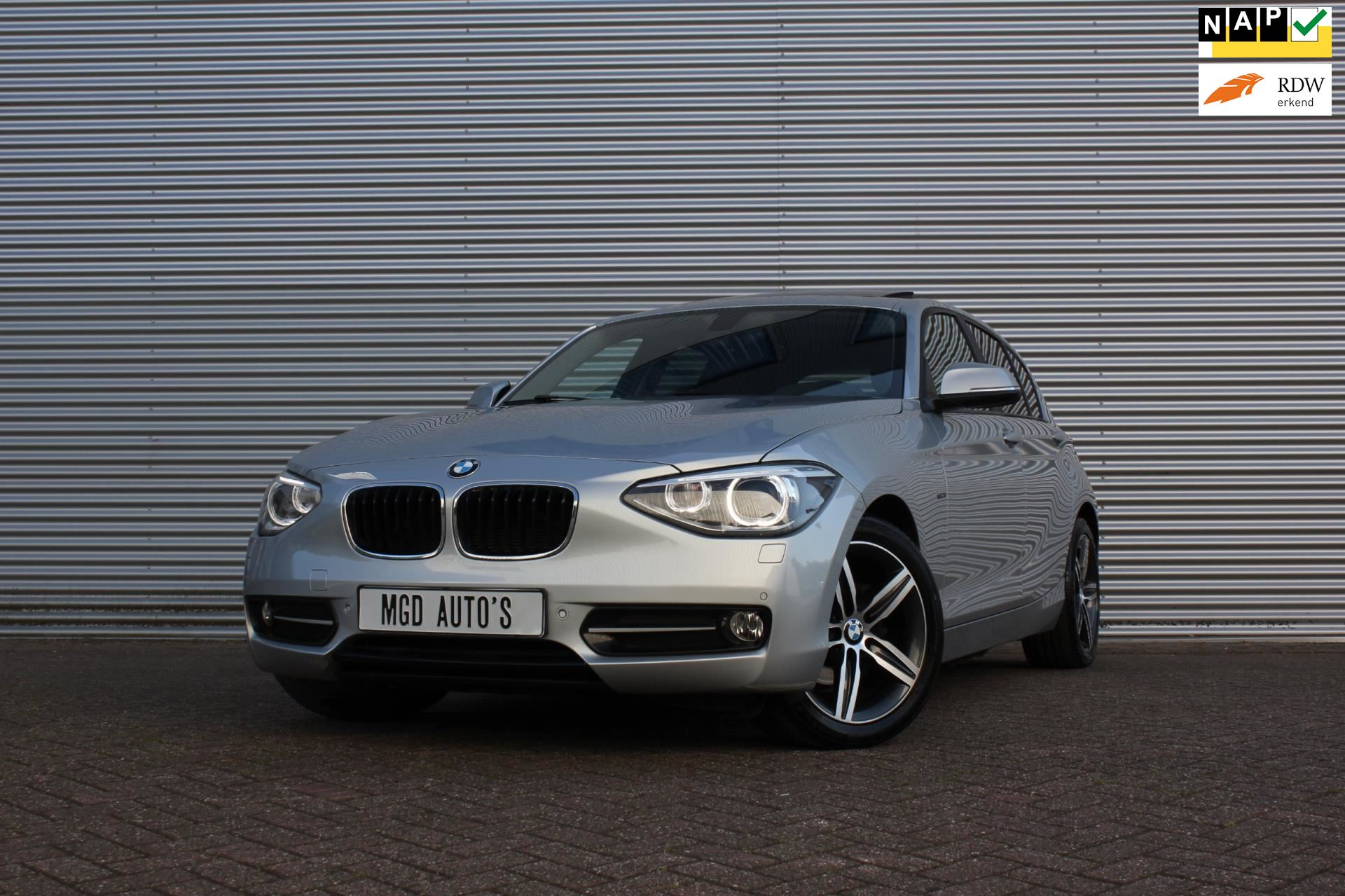 BMW 1-serie occasion - MGD Auto's