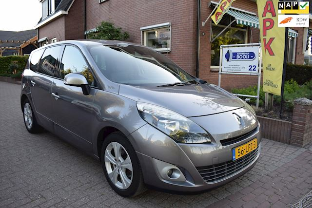Renault Grand Scénic 2.0 Celsium 7p. 7 PERS/NIEUWE AUTOMAAT!/AIRCO/CRUISE/NAVI/PDC/TREKHAAK