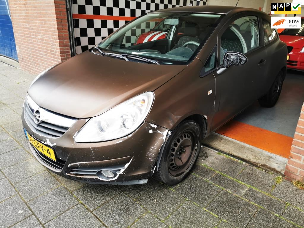 Opel Corsa occasion - AcerCars