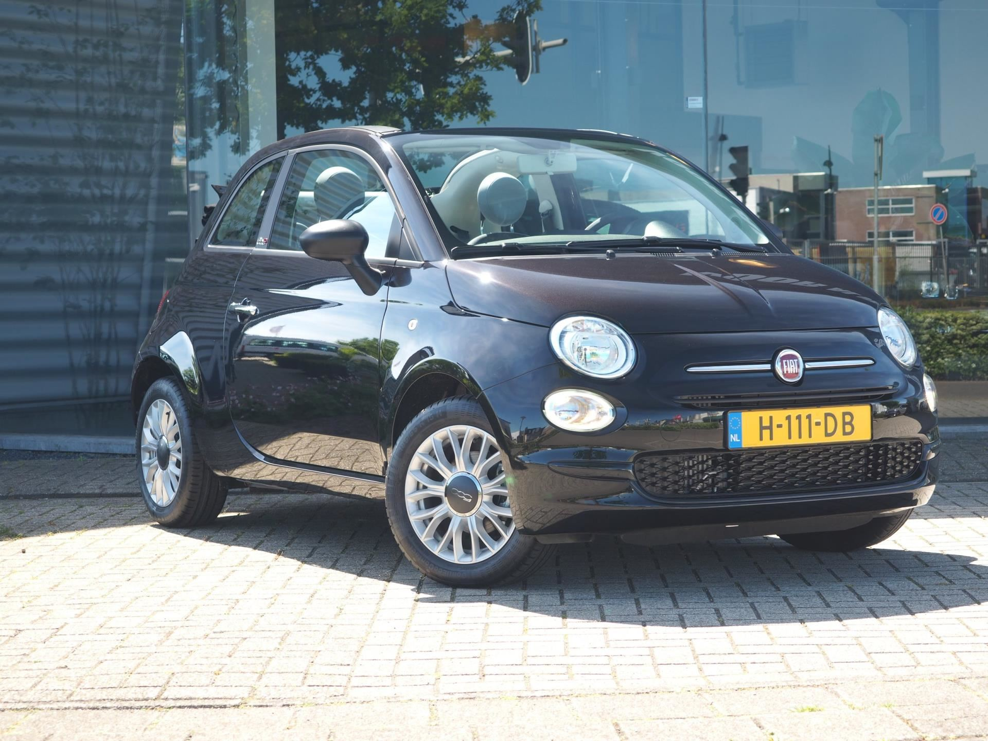 Fiat 500 C occasion - Car City Geldrop