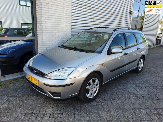 Ford Focus Wagon 1.6-16V Centennial AIRCO, TREKHAAK, APK 05-2021