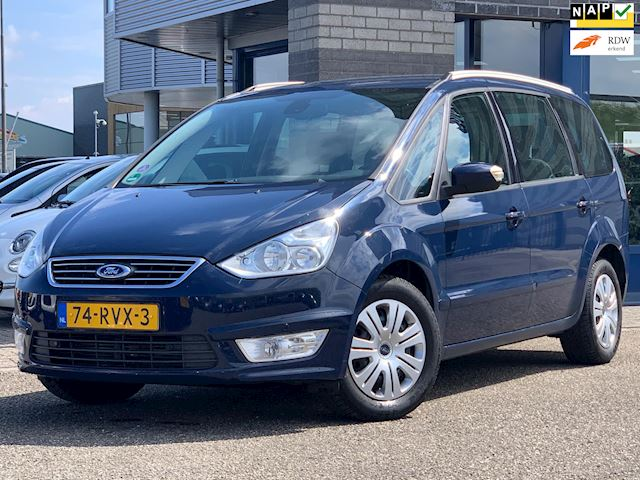 Ford Galaxy 1.6 SCTi Trend Business FULL MAP NAVI ECC 7P LMV PDC V+A VERWARMDE ZETELS TREKHAAK MULTI-STUUR