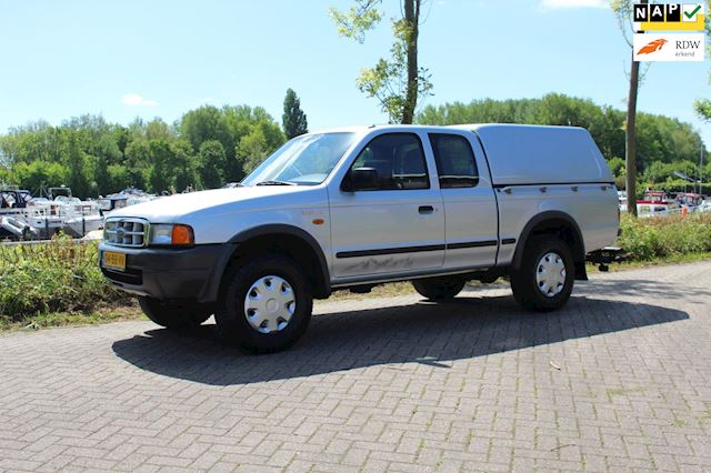 Ford Ranger 2.5 Super Cab *Airco *NAP *Nieuwstaat !