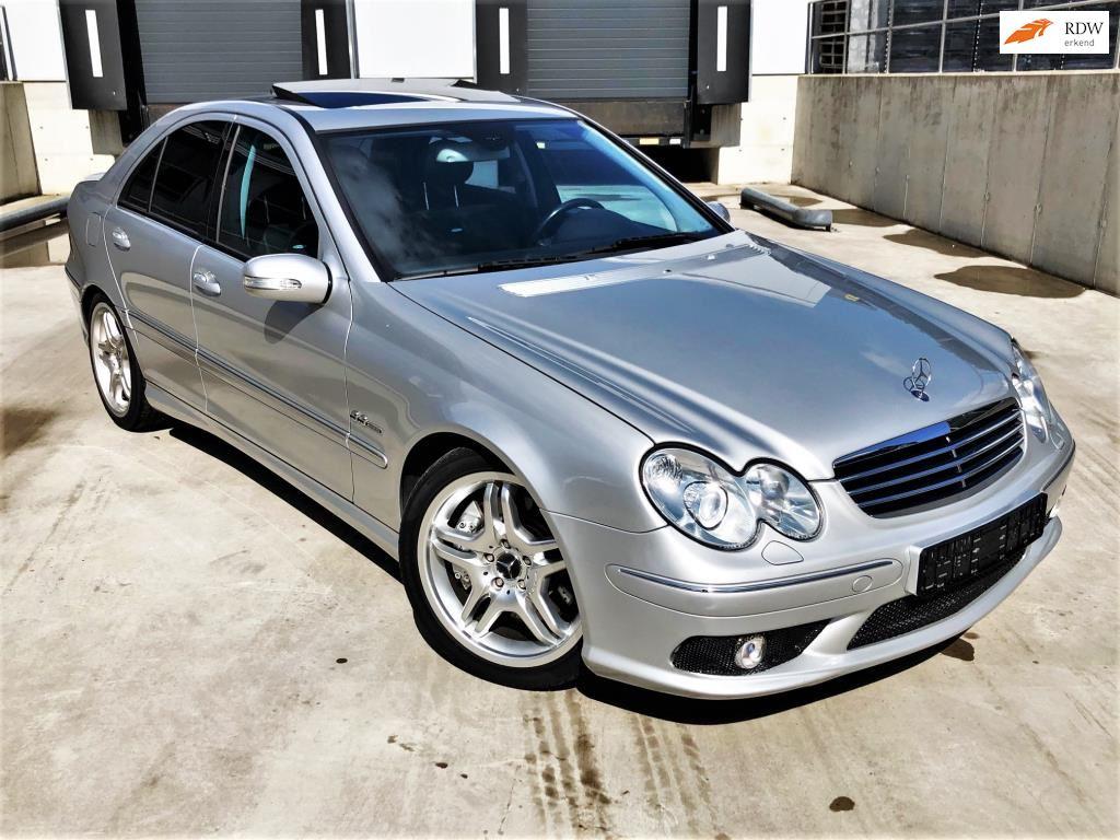 Mercedes-Benz C-klasse occasion - Autohandel Gerrit Prosman