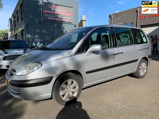 Citroen C8 2.2 HDiF Ligne Ambiance Suite 7 Persoons