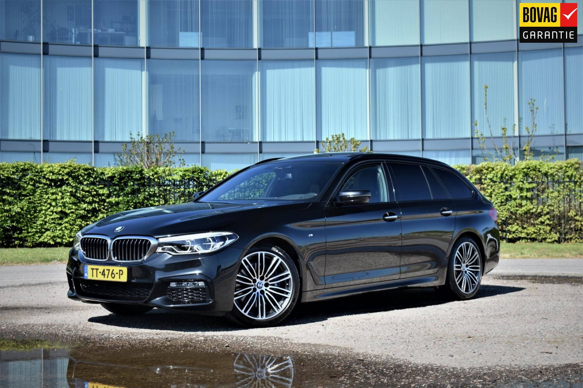 BMW 5-serie Touring occasion - Autobedrijf Hans Lammers