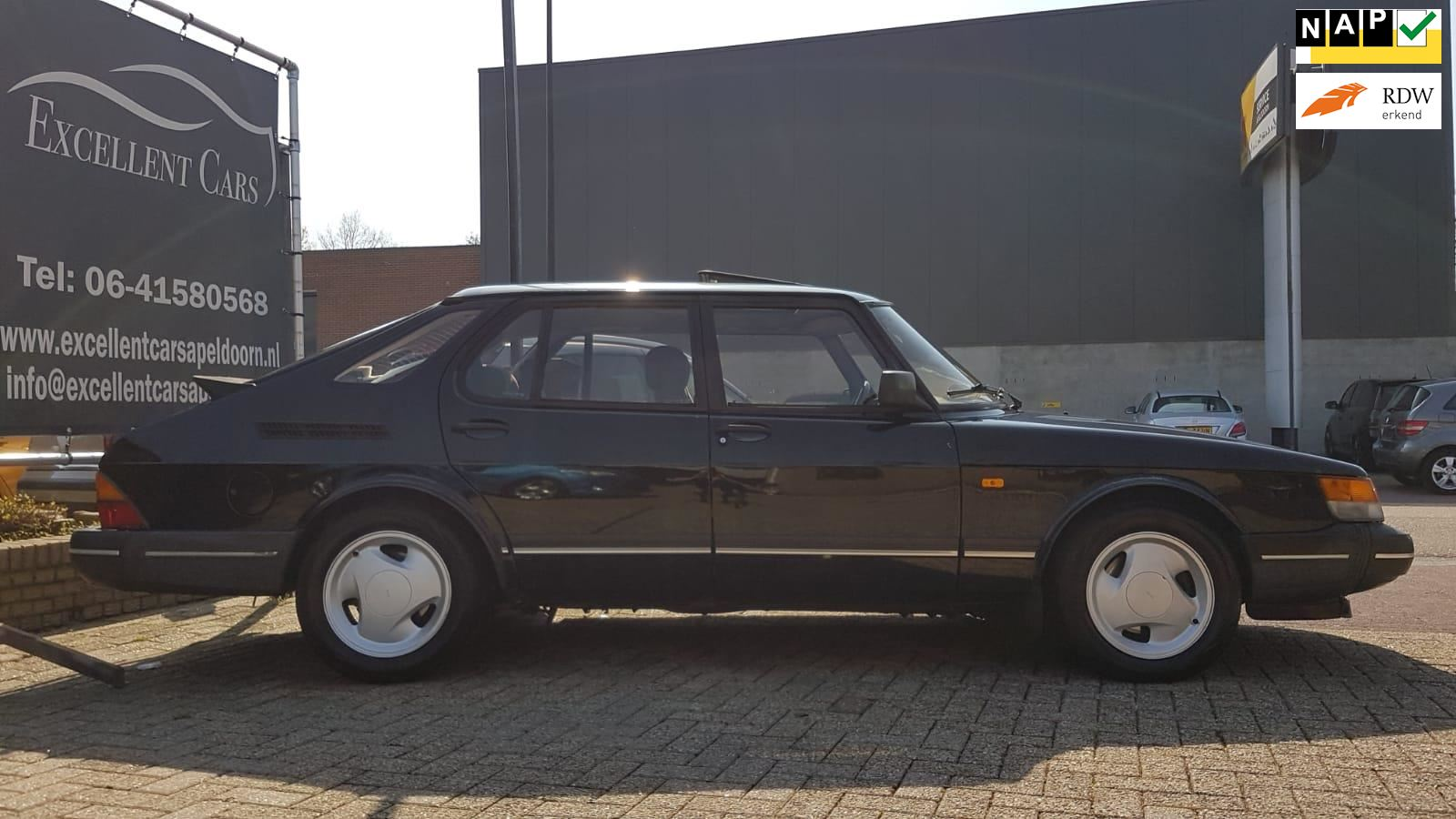 Saab 900 occasion - Excellent Cars