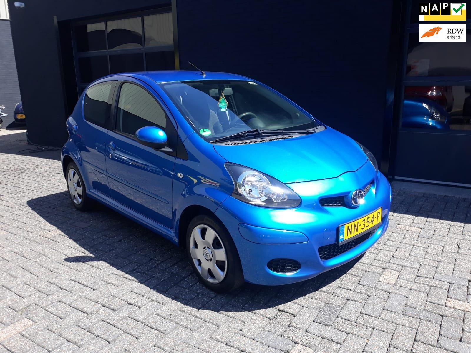 Toyota Aygo occasion - autoplaceede