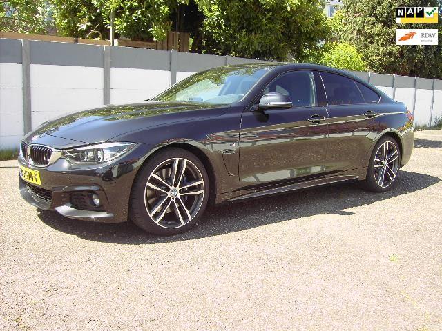BMW 4-serie Gran Coupé occasion - R. Rengers Auto's