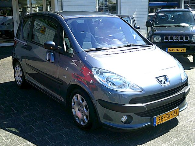 Peugeot 1007 1.4 Gentry (Airco)