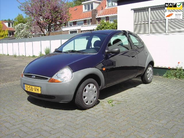 Ford Ka occasion - R. Rengers Auto's