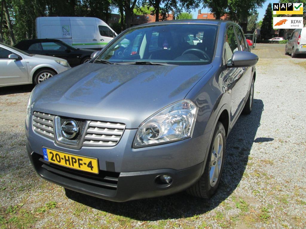 Nissan Qashqai occasion - Autobedrijf W. van Zelst