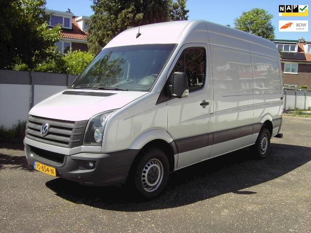 Volkswagen Crafter 35 2.0 TDI L2H2 DC