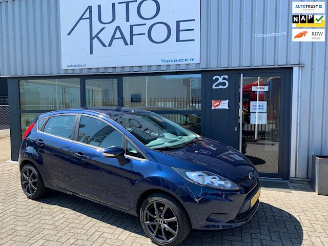 Ford Fiesta 1.25 Limited Airco 5 drs LMV 16