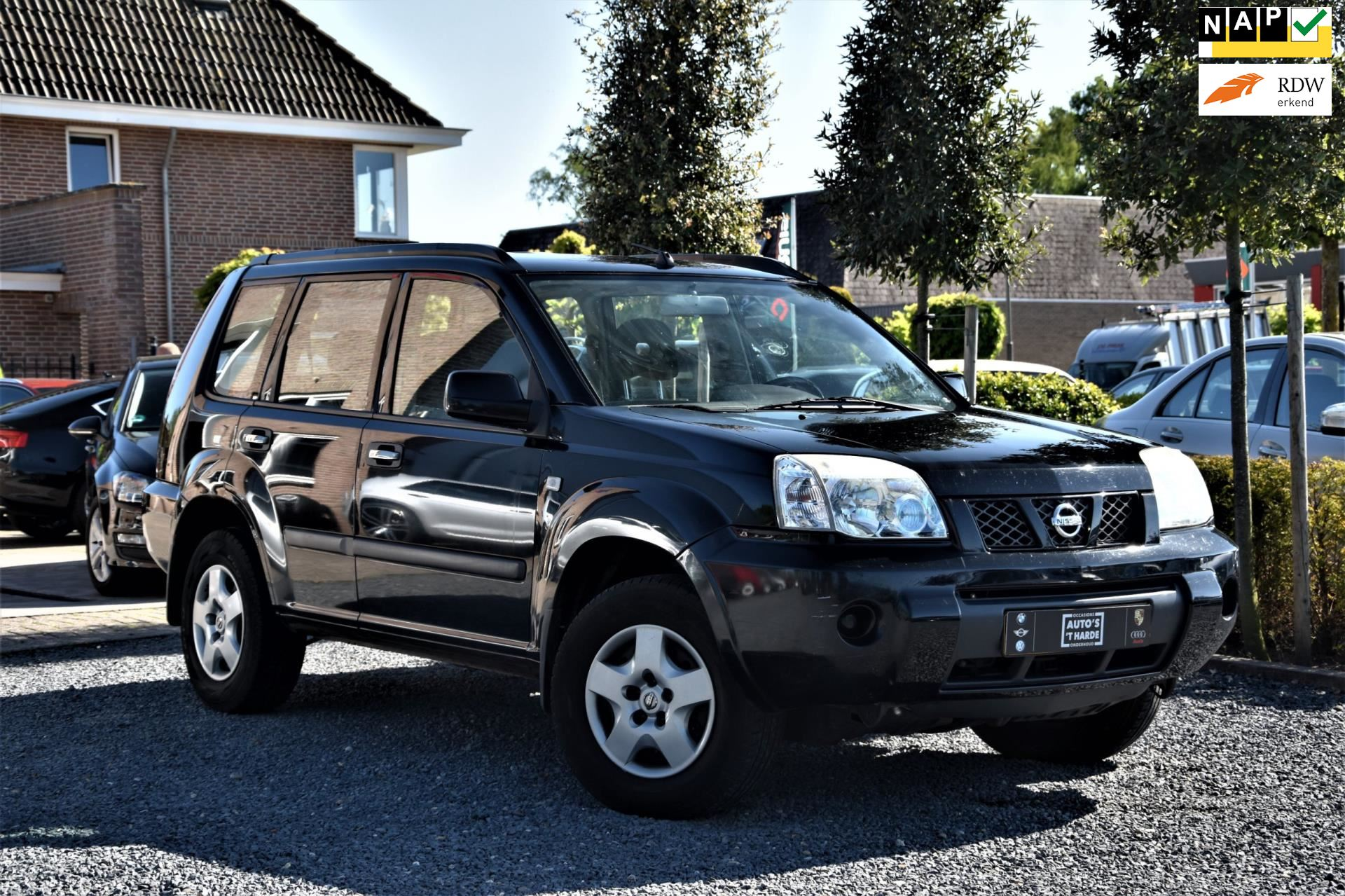 Nissan X-Trail occasion - Auto`s `t Harde