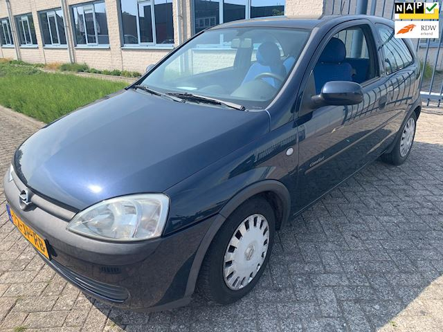 Opel Corsa occasion - LuCars
