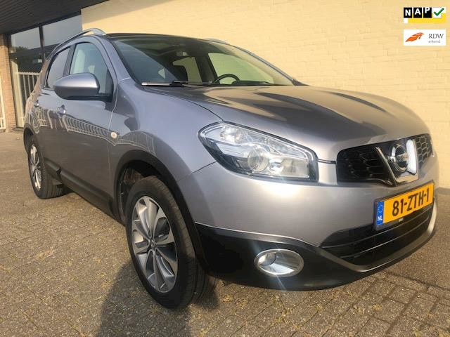 Nissan Qashqai 1.6 Connect Edition pano,clima,camera,nieuwstaat