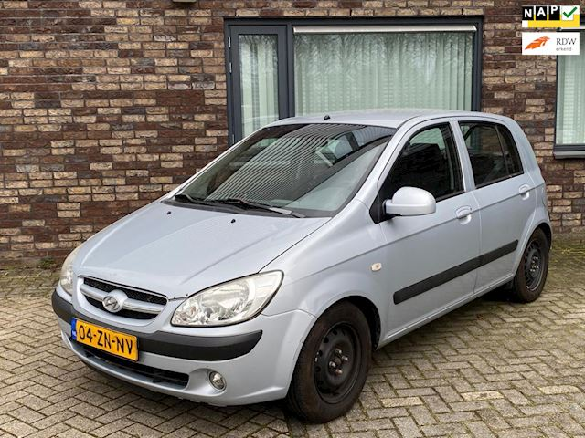 Hyundai Getz 1.4i Active Cool G3 GAS