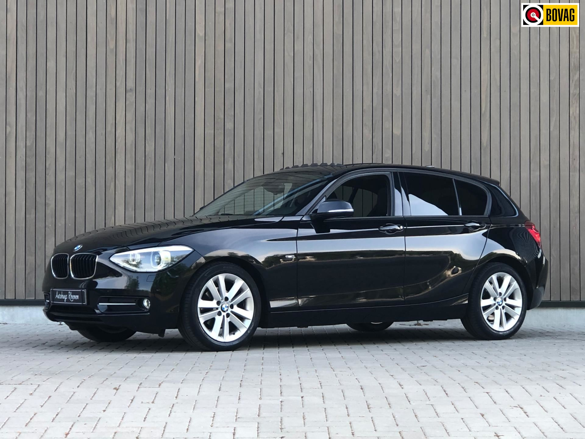 BMW 1-serie occasion - Autohuys Rhenen