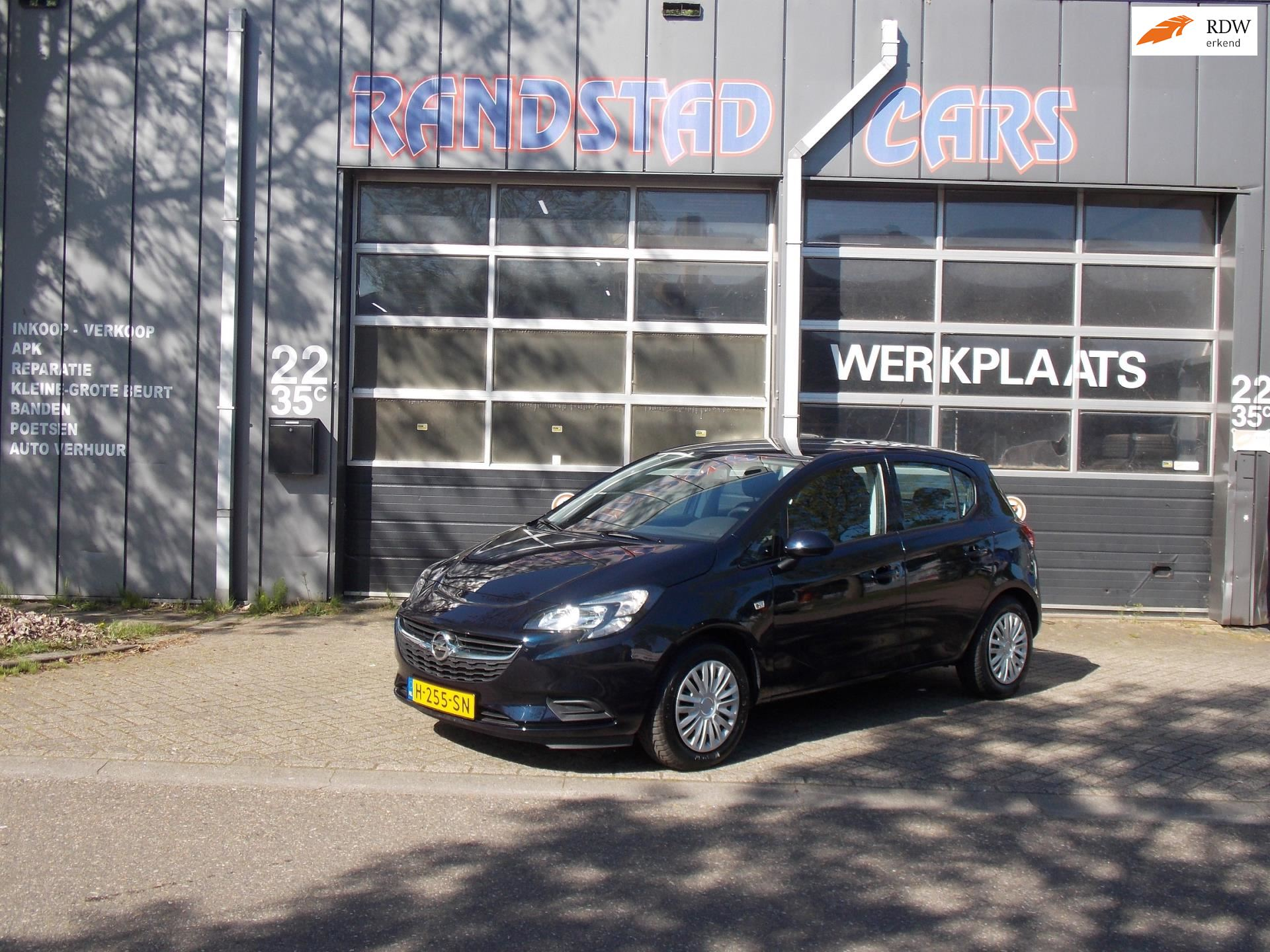 Opel Corsa occasion - Randstad Cars