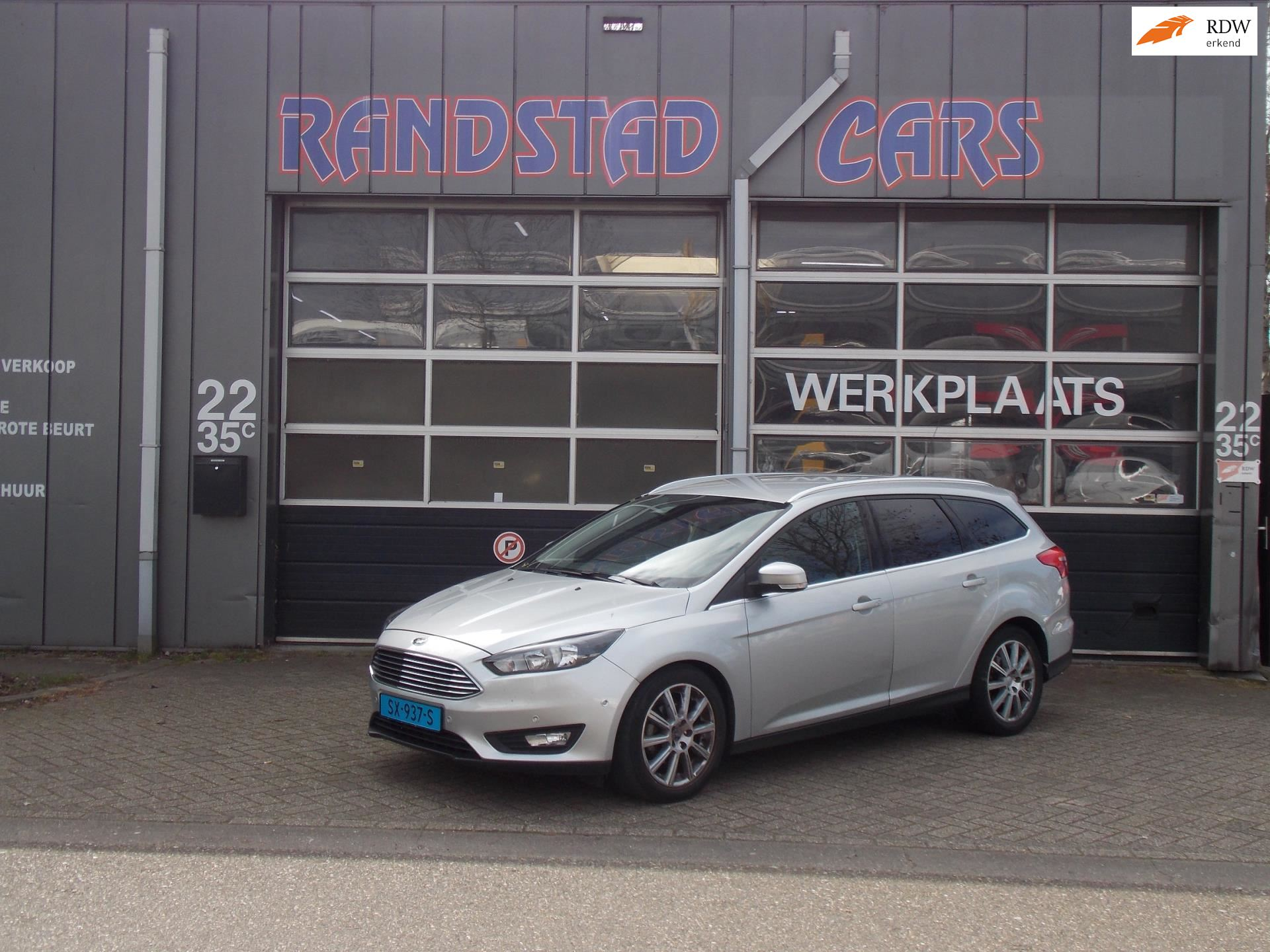 Ford Focus Wagon occasion - Randstad Cars