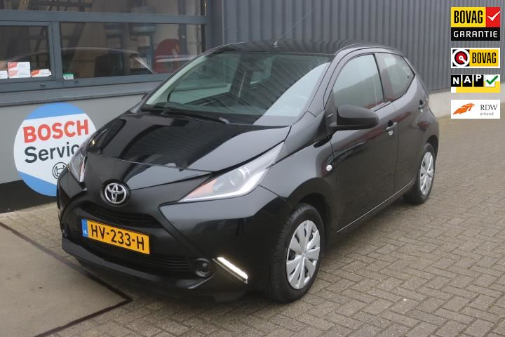 Toyota Aygo occasion - Bosch Workshoppartner VDV Automotive B.V.