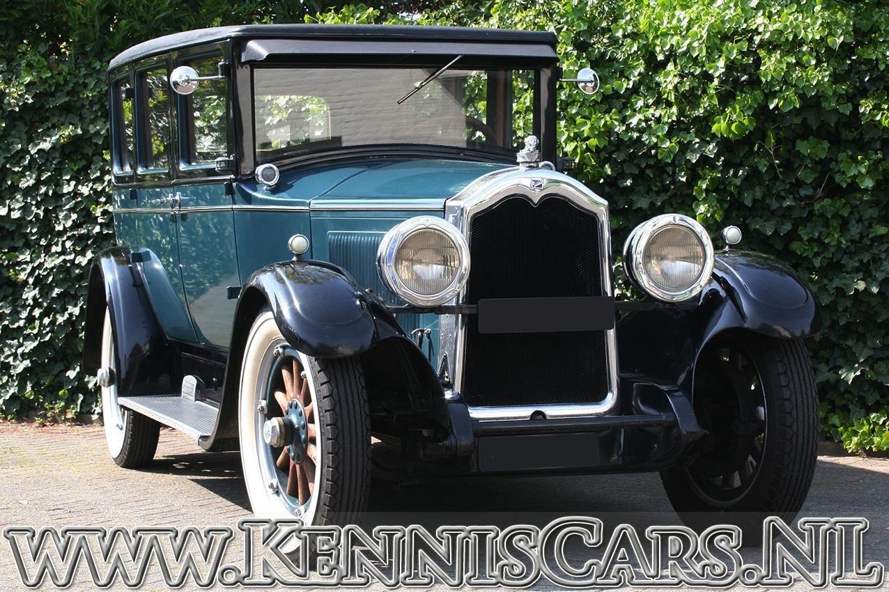 Buick 1927 Master Six Seven Window Sedan occasion - KennisCars.nl