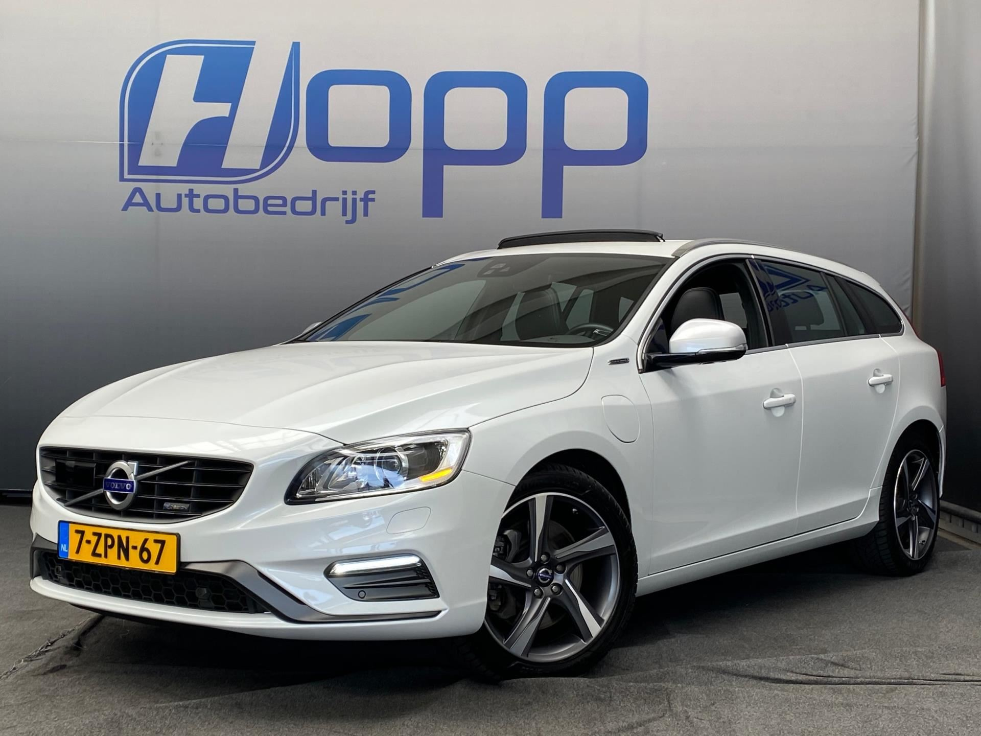 Volvo V60 occasion - Autobedrijf HOPP