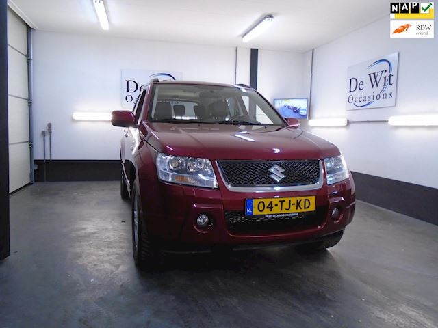 Suzuki Grand Vitara 1.9 High Executive van 1e EIG. !! in ZEER NETTE STAAT incl. NWE APK /GARANTIE !!