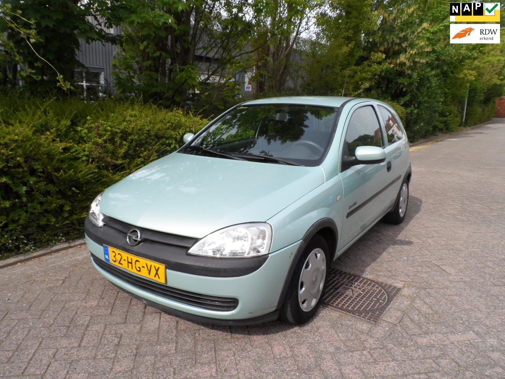 Opel Corsa occasion - Auto Hepri