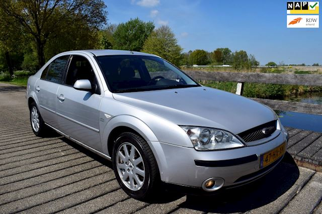 Ford Mondeo 1.8-16V First Edition 2002 apk 28-6-2021