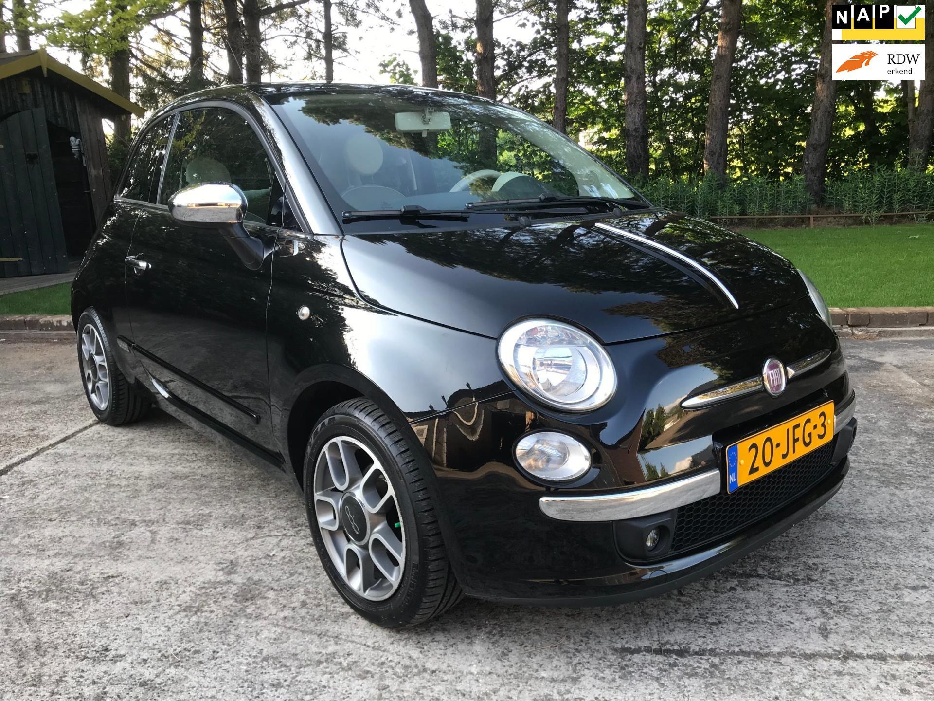 Fiat 500 occasion - Autobedrijf Kerkri