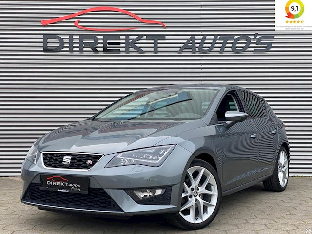 Seat Leon 1.4 TSI FR /NAVI/SEATSOUND/140PK/STOELVERWARMING