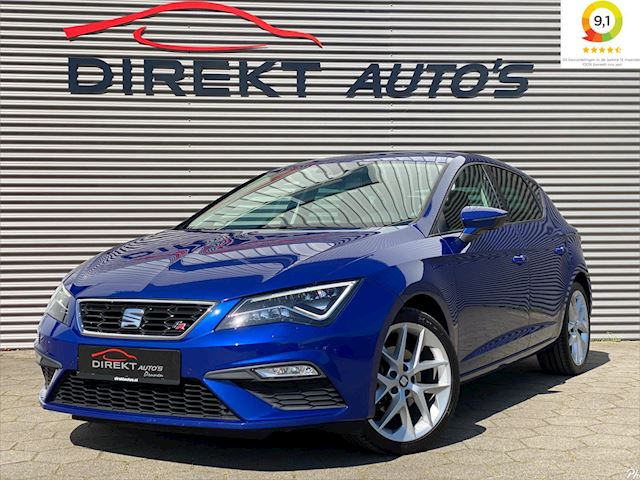Seat Leon 1.4 EcoTSI FR Business Intense /NAVI/CAMERA/STOELVERWARMIG