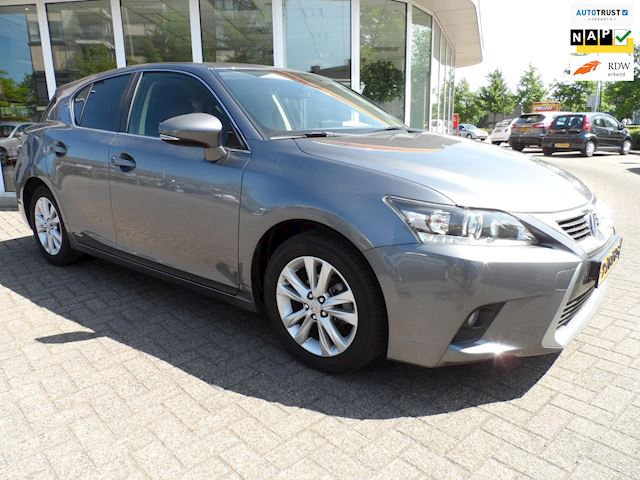 Lexus CT 200h Business Line Navigatie!