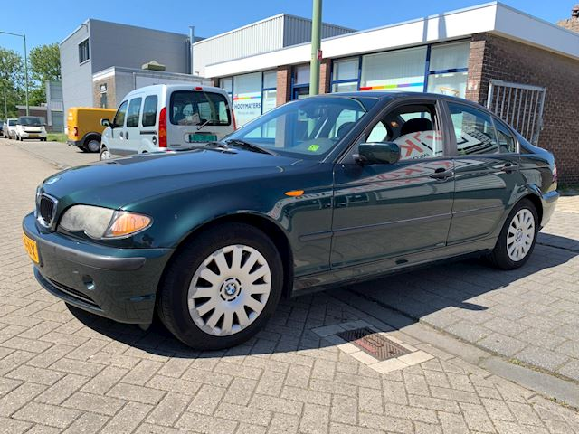 BMW 3-serie 318i Executive Automaat