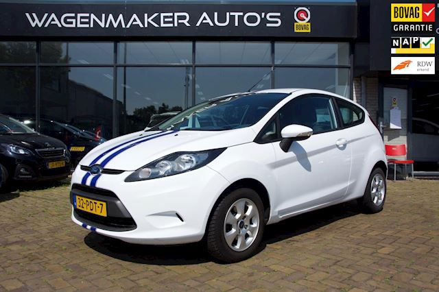 Ford Fiesta 1.25 Limited Airco|Electr pak|Super netjes!