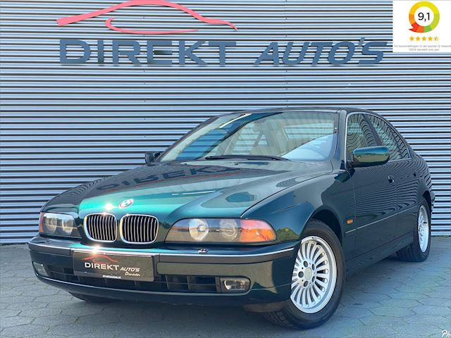 BMW 5-serie 535i Executive /YOUNGTIMER/VOLL/NIEUWSTAAT/