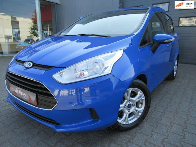 Ford B-Max 1.0 EcoBoost Style / Voorruitverw. / Stoelverw. / Airco / Lmv