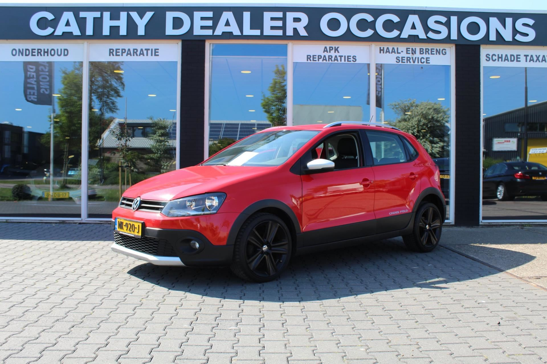 Volkswagen Polo occasion - Cathy Dealer Occasions