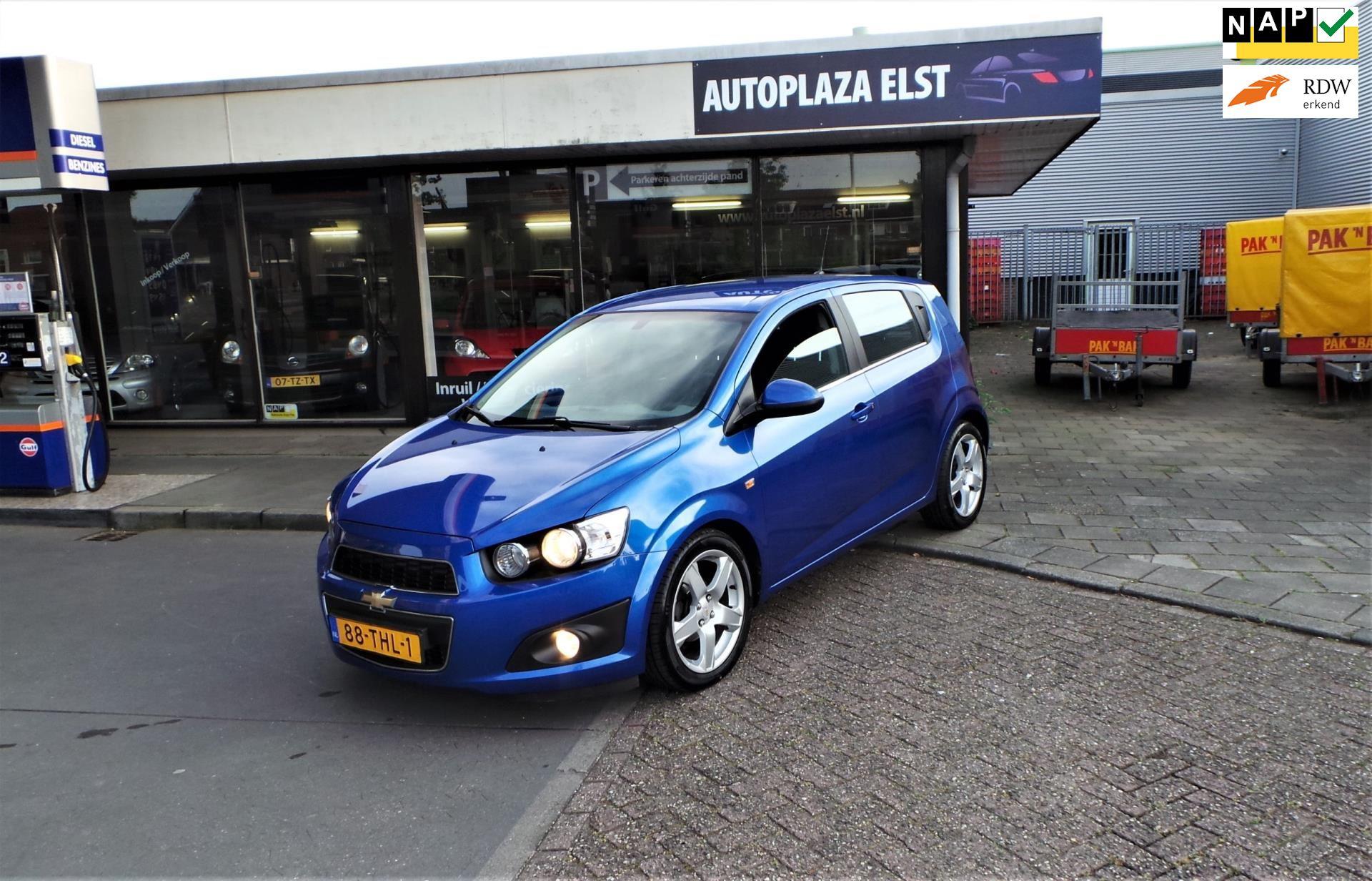 Chevrolet Aveo occasion - Autoplaza Elst