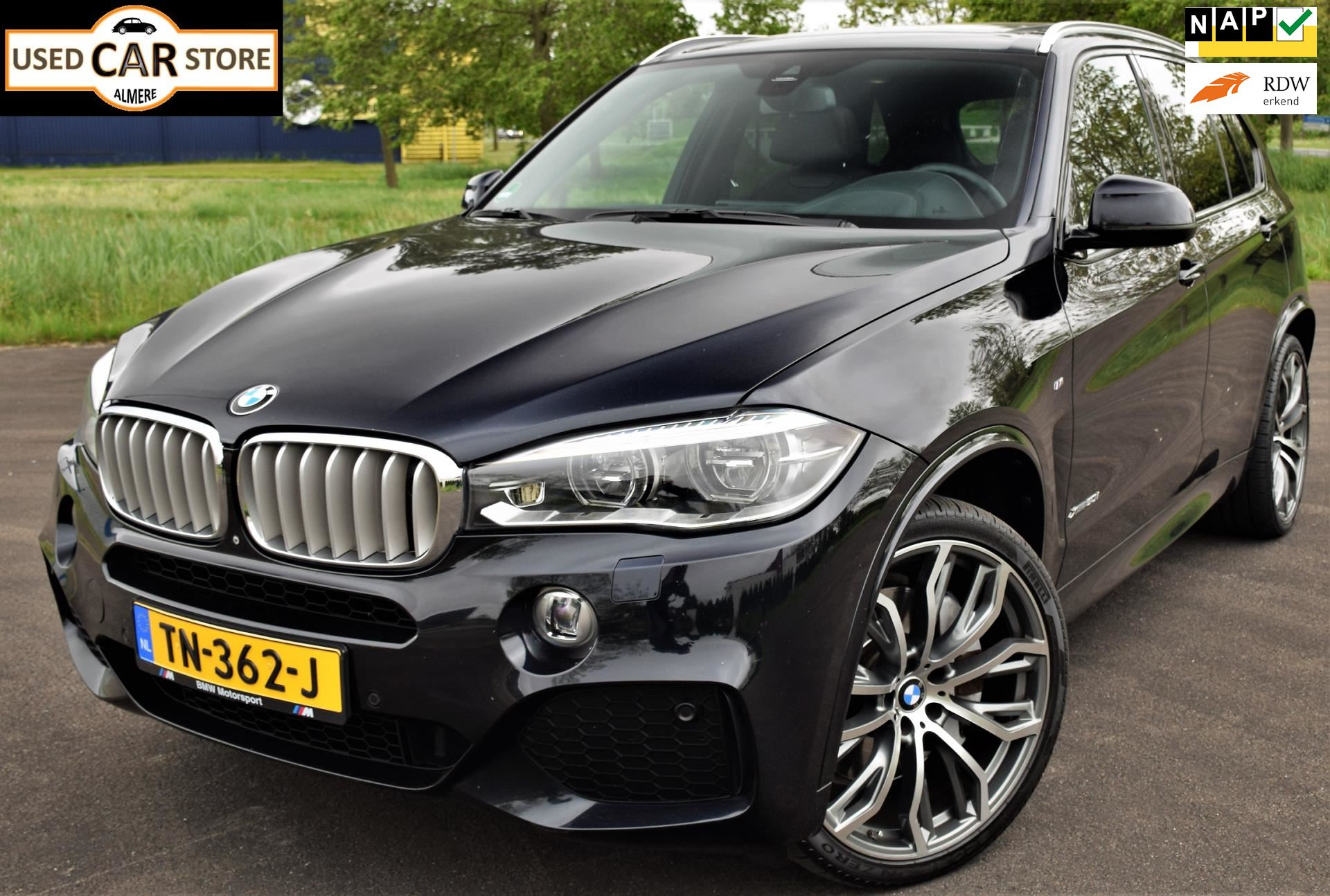 BMW X5 occasion - Used Car Store Almere