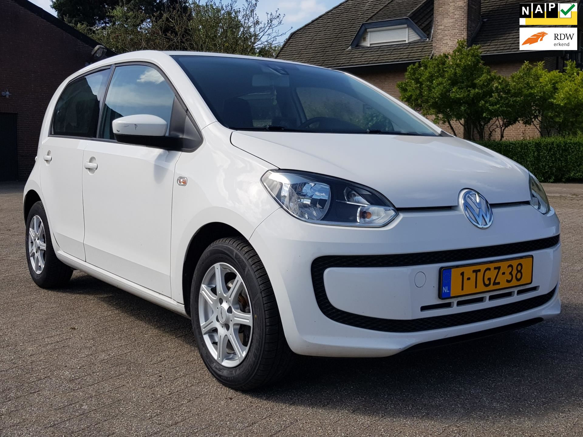 Volkswagen Up occasion - Mathijssen Auto's