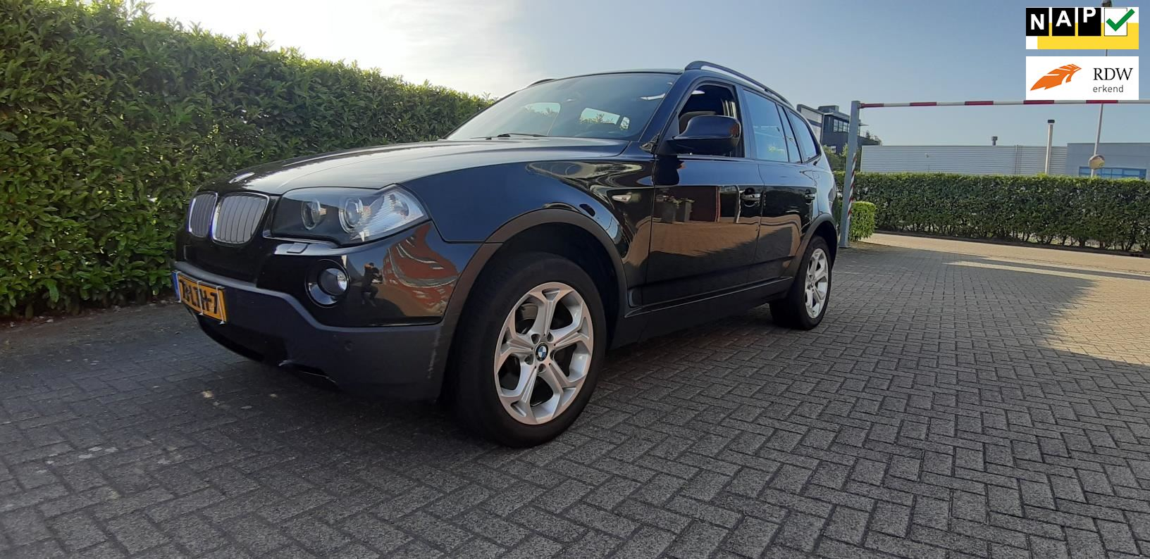 BMW X3 occasion - YoungTimersHolland