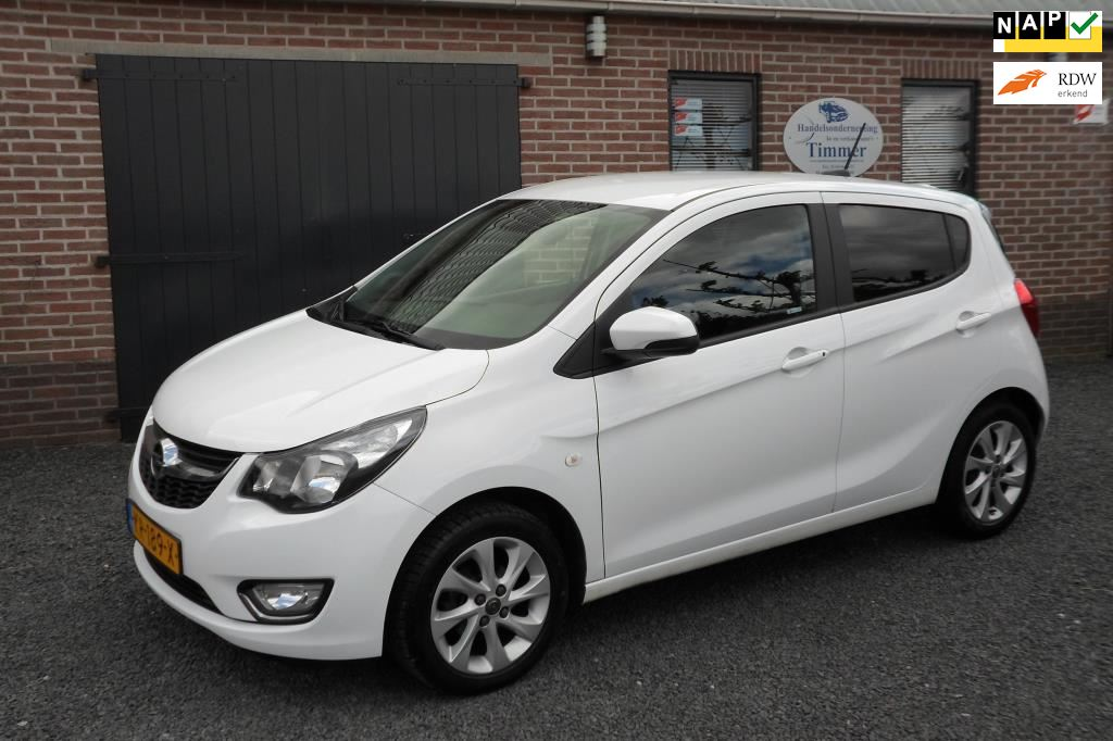 Opel KARL occasion - Timmer Auto's