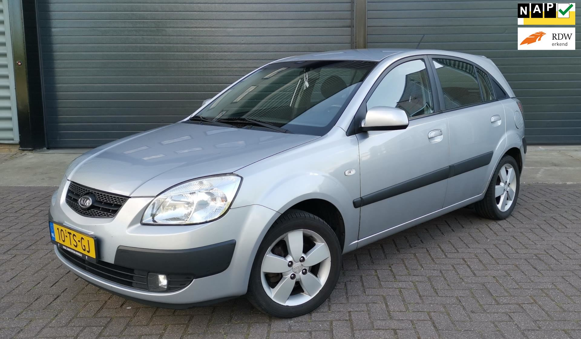 Kia Rio occasion - Car Trade Nass