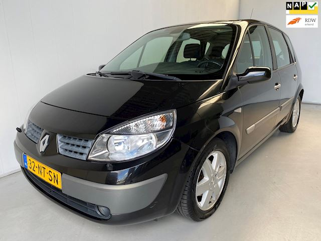 Renault Scénic 1.6-16V Privilège Luxe Automaat Panorama PDC Climate+cruise control