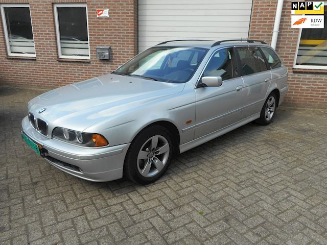 BMW 5-serie Touring 525i Executive clima cruisr young timer
