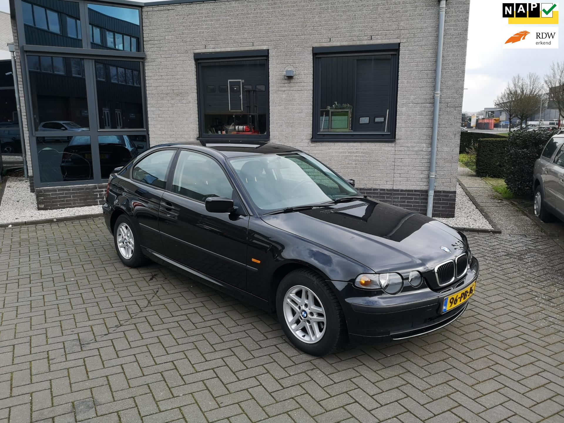 BMW 3-serie Compact occasion - Polarcars B.V